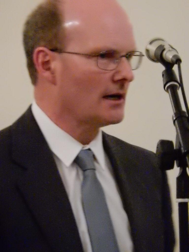 Ken recites Tam O'Shanter